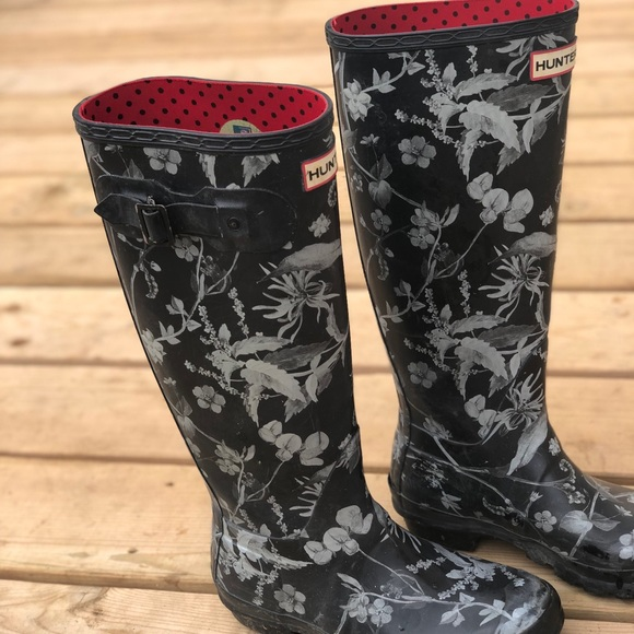 Hunter Shoes - Hunter Boots 6.5 or 7